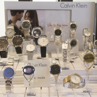 Vetrina Calvin Klein Watches